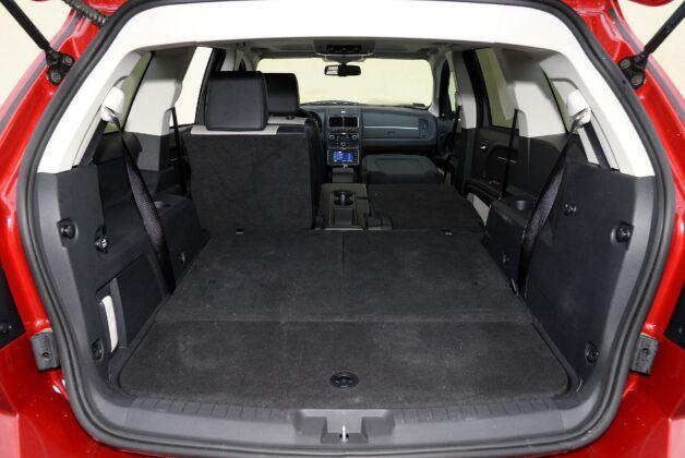 Dodge Journey bagażnik