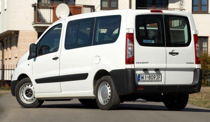 Fiat Scudo Citroen Jumpy Peugeot Expert 37