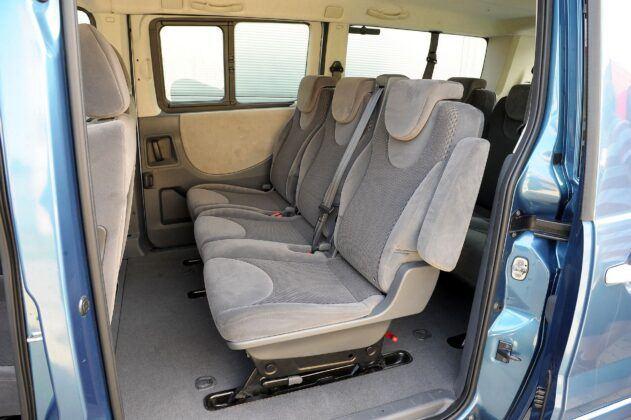 Fiat Scudo Citroen Jumpy Peugeot Expert kanapa