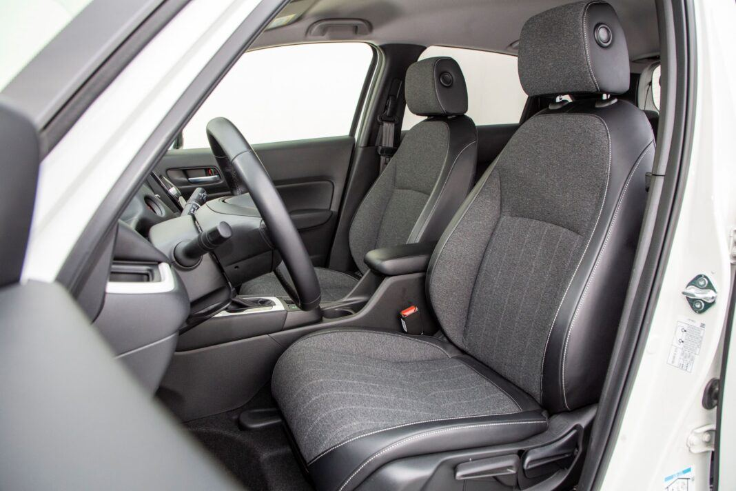 Honda Jazz - fotele