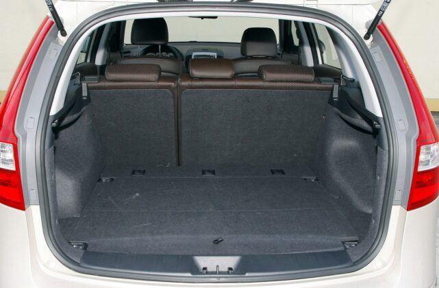 Hyundai i30 I bagażnik