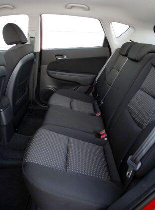 Hyundai i30 I kanapa