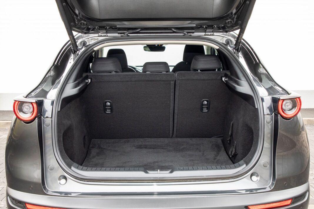 Mazda CX-30 - bagażnik