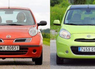 Używany Nissan Micra III (K12) i Nissan Micra IV (K13) - którą generację wybrać?
