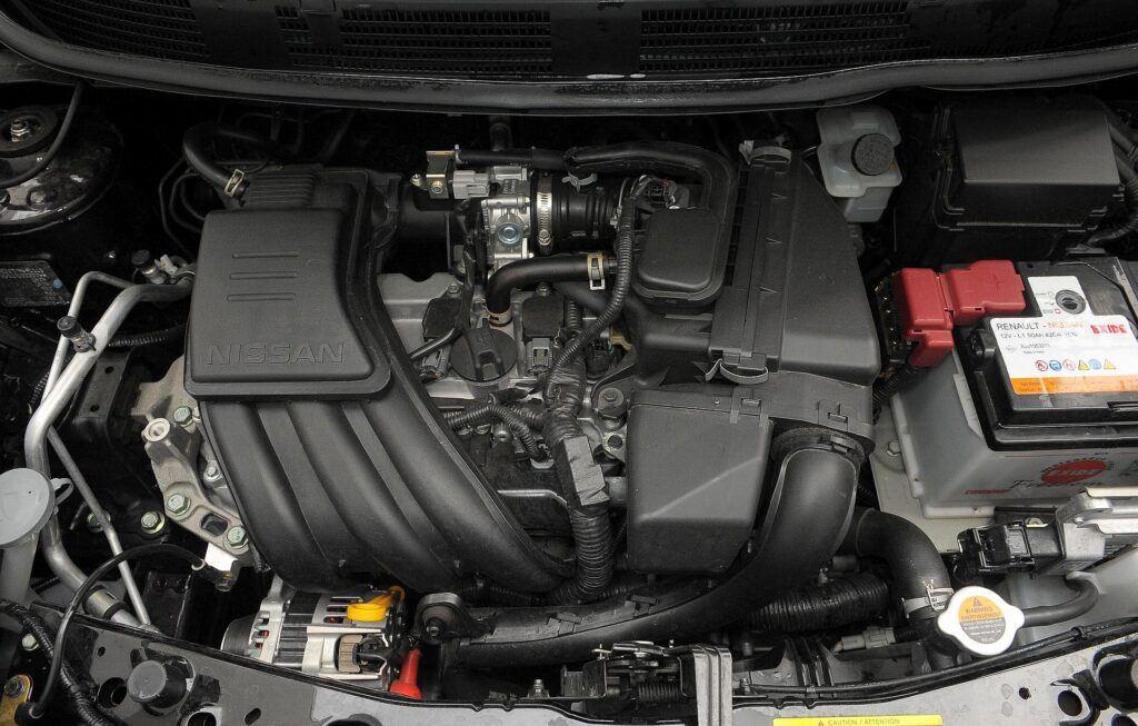 Nissan Micra K13 silnik