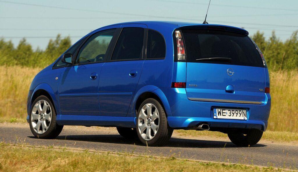 Opel Meriva A OPC