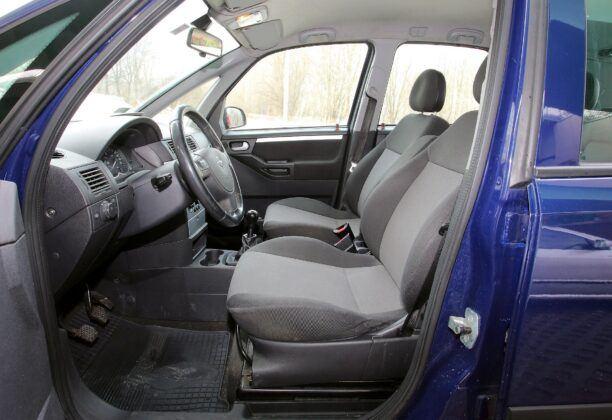 Opel Meriva A fotel kierowcy