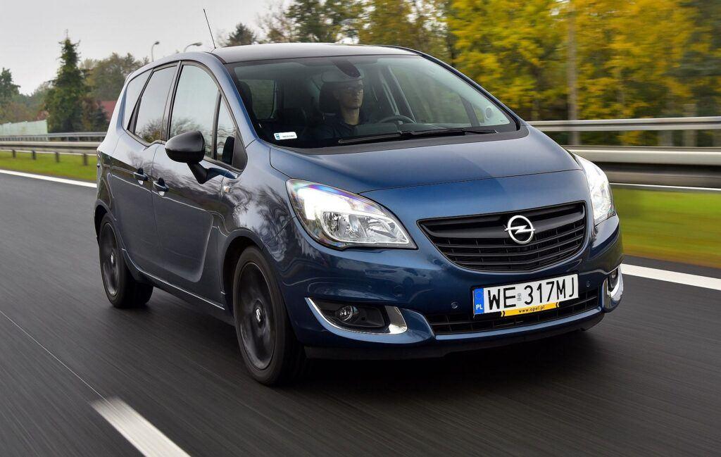 Opel Meriva B FL