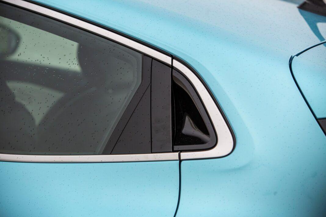 Renault Clio - klamka