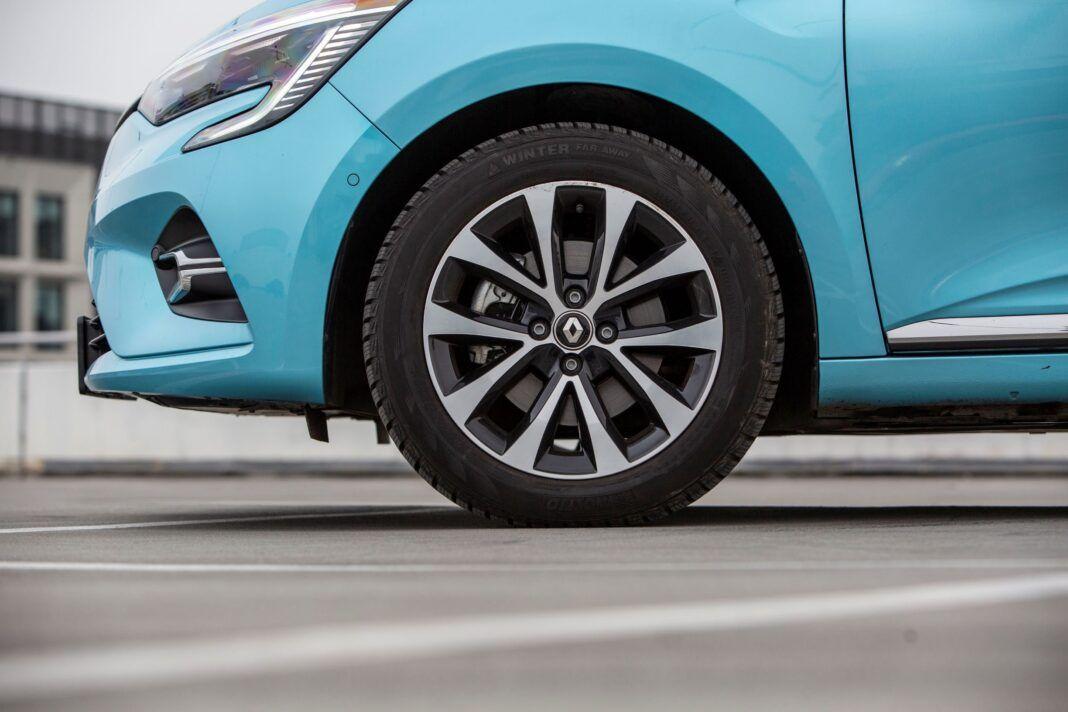 Renault Clio - koło