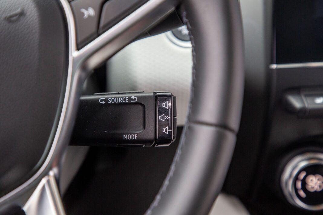 Renault Clio - pilot audio