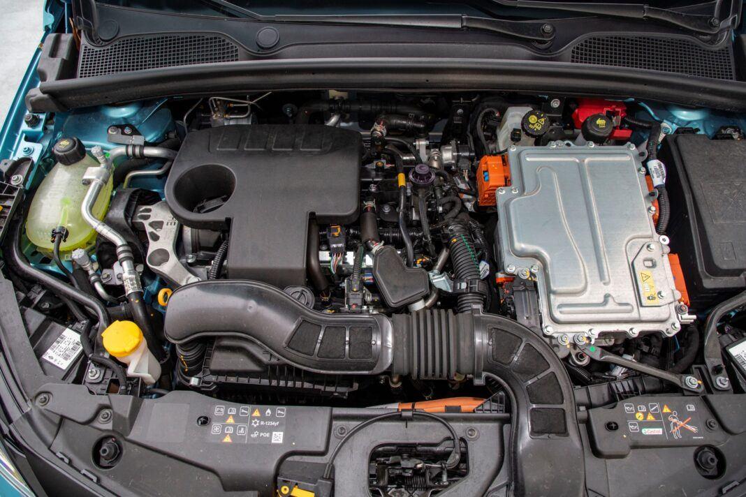 Renault Clio - silnik