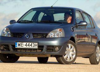 Używane Renault Thalia I (1999-2008) - opinie, dane techniczne, typowe usterki