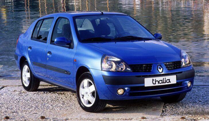 Renault Thalia I po 1 liftingu