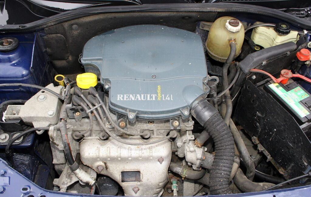 Renault Thalia I silnik