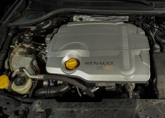 Silnik Renault 2.0 dCi