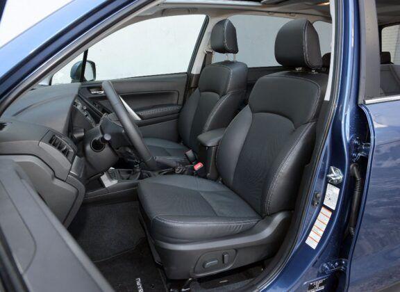 Subaru Forester IV fotel kierowcy