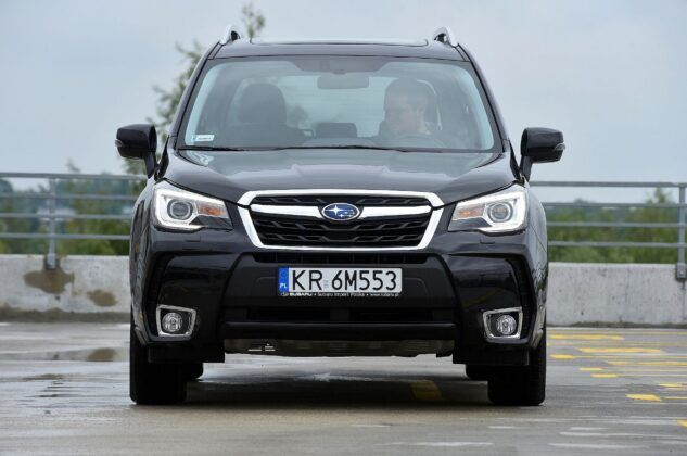 Subaru Forester IV po liftingu
