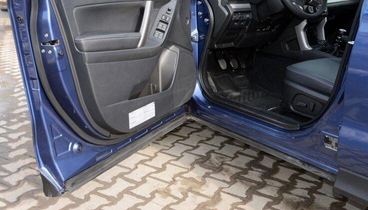 Subaru Forester IV progi
