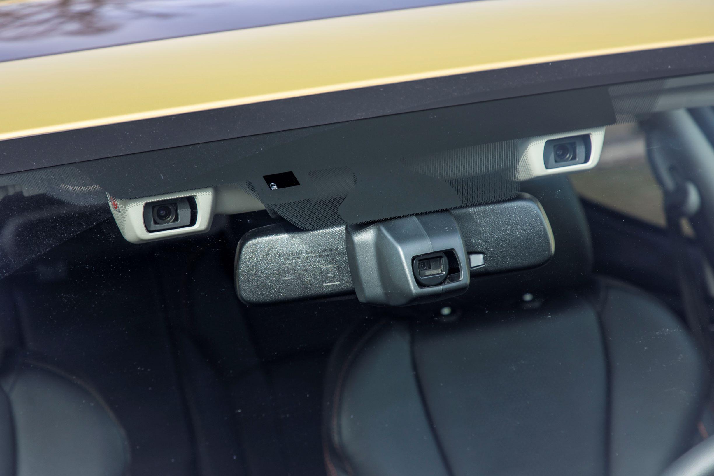 Subaru XV - system EyeSight