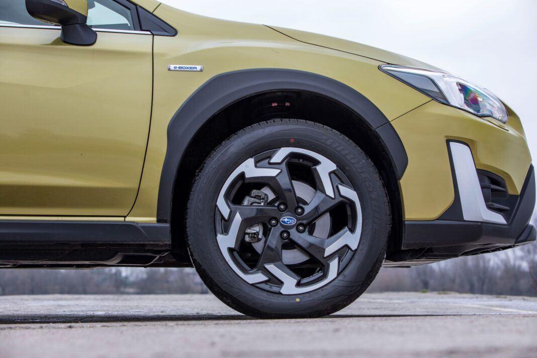 Subaru XV - koło