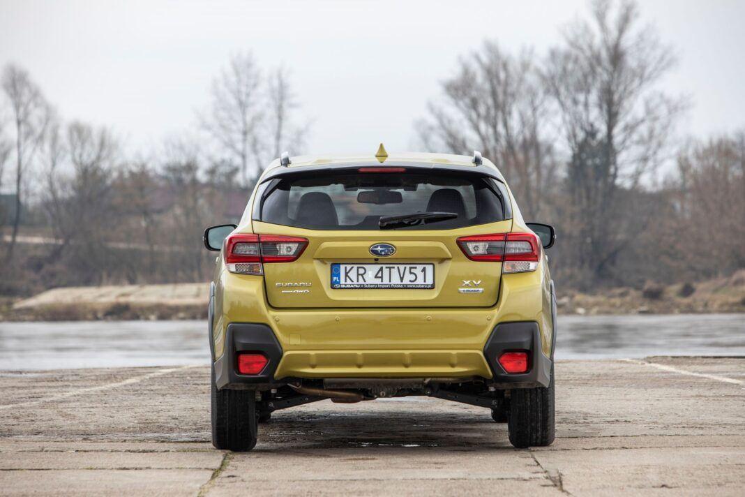 Subaru XV - tył
