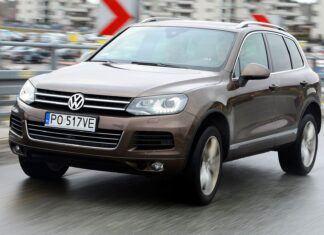 Używany Volkswagen Touareg II (2010-2018) - opinie, dane techniczne, typowe usterki
