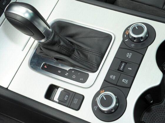 Volkswagen Touareg II skrzynia biegów