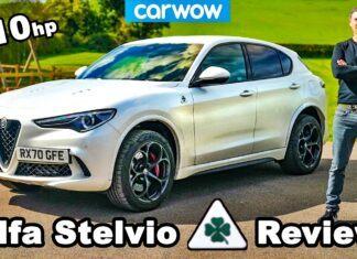 Alfa Romeo Stelvio Quadrifoglio (2021) – test 510-konnego SUV-a