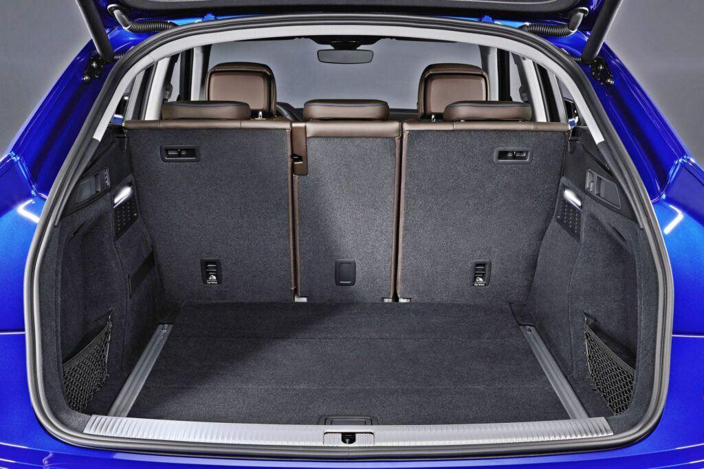 Audi Q5 Sportback - bagażnik