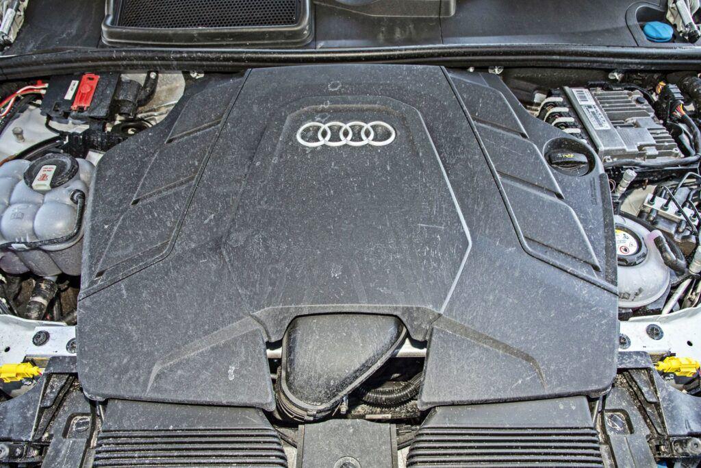 Audi Q7 - silnik