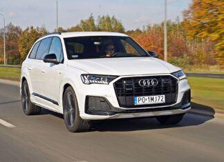 Audi Q7 (2021). Opis wersji i cennik