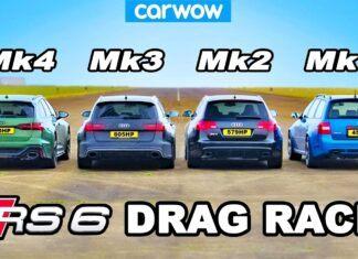 Audi RS6 Avant – która generacja jest najlepsza?