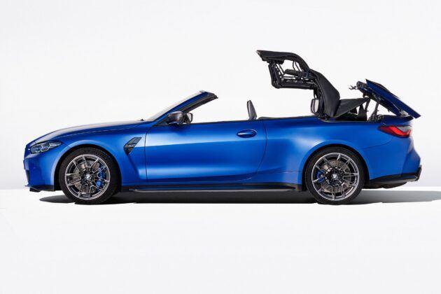 BMW M4 Competition Cabrio (2021)