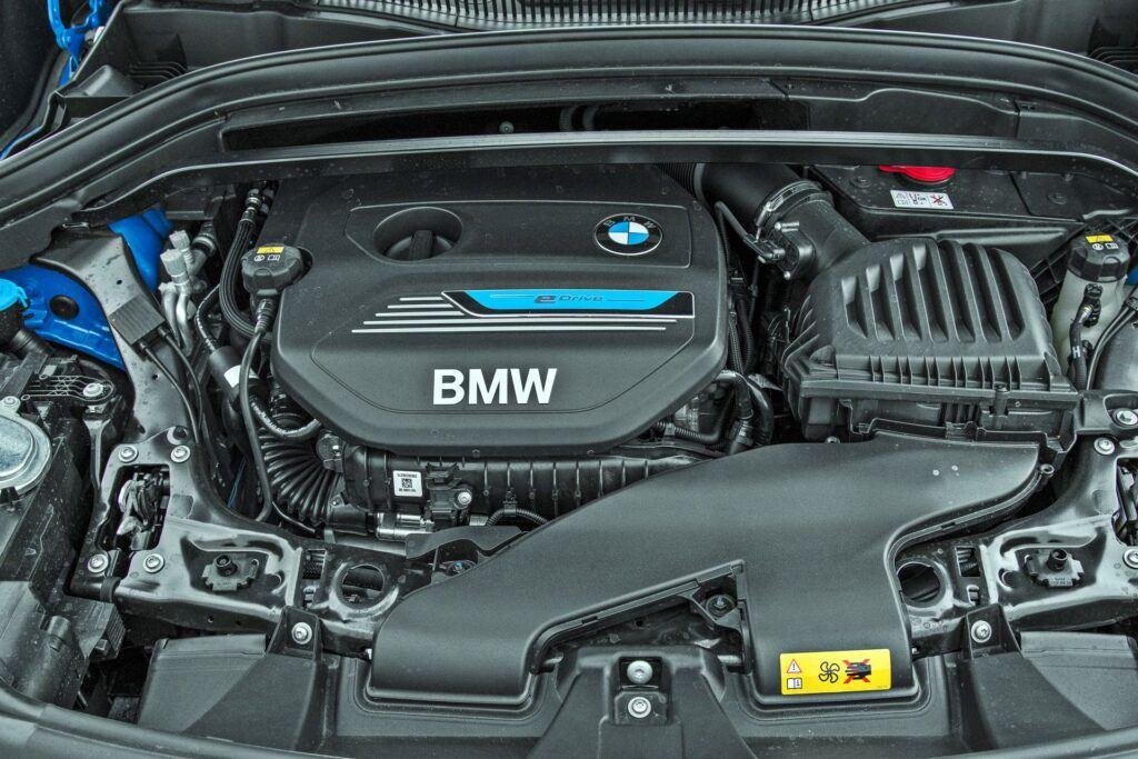 BMW X1 - silnik