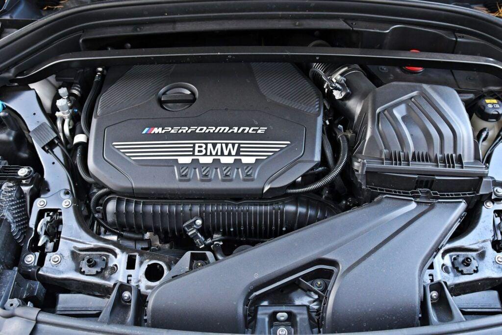 BMW X2 - silnik