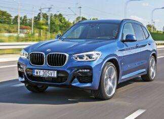 BMW X3 (2021). Opis wersji i cennik