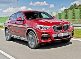 BMW X4 (2021). Opis wersji i cennik
