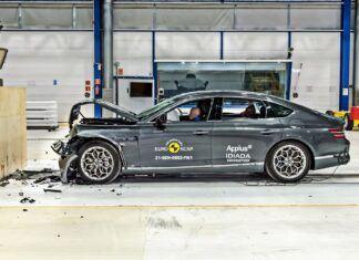 Kolejne modele rozbite przez Euro NCAP. Czy są bezpieczne?