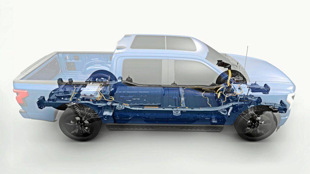 Ford F-150 Lightning (2022)