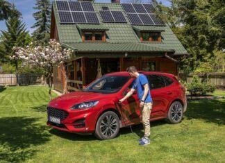 Ford Kuga –kto i kiedy powinien wybrać wersję Plug-In Hybrid?