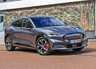 Ford Mustang Mach-E hitem na polskim rynku. Ile aut sprzedano?