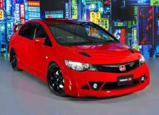 Honda Civic za pół miliona złotych! Co w niej takiego wyjątkowego?