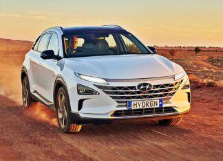 Hyundai Nexo z nowym rekordem. Zasięg większy niż w Tesli!