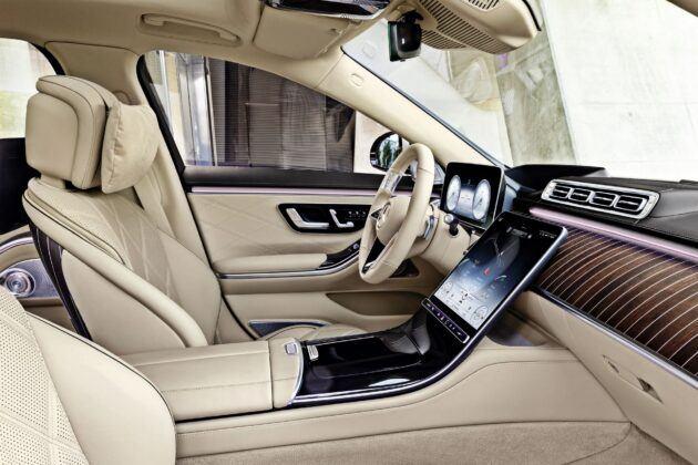 Mercedes-Maybach klasy S (2021)
