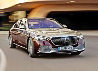Mercedes-Maybach klasy S wyceniony. Ile kosztuje?