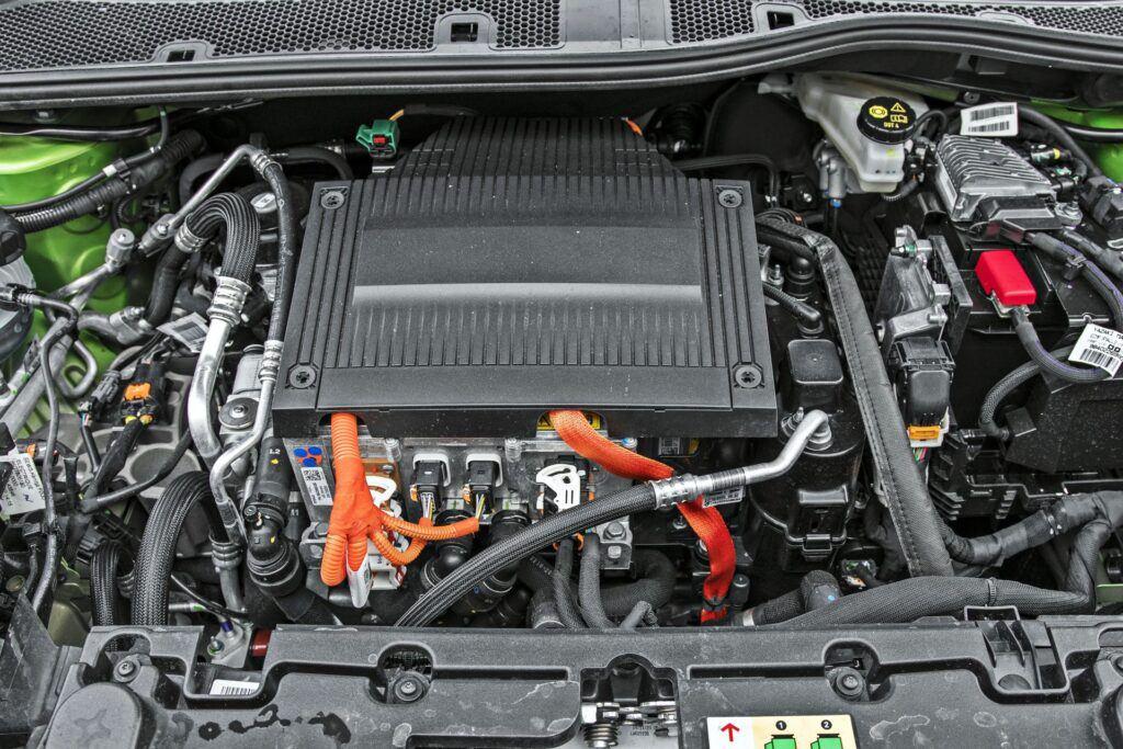 Opel Mokka-e - silnik