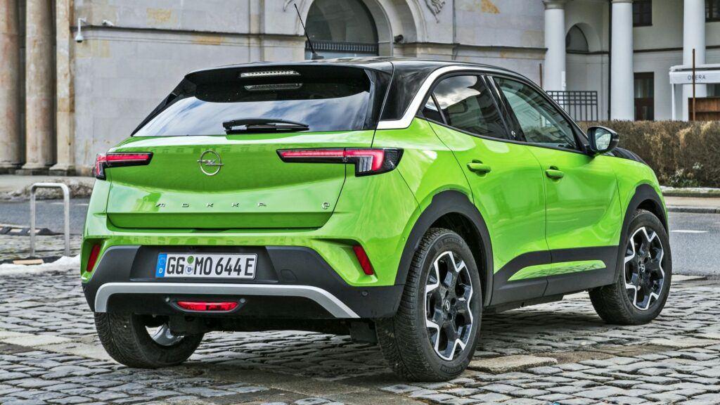 Opel Mokka-e - tył