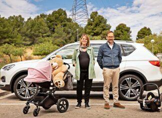 Ekspert radzi: bezpieczna podróż samochodem z małym dzieckiem