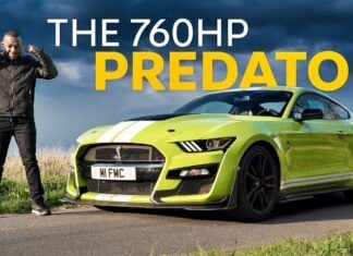 Ford Mustang Shelby GT500 – test amerykańskiego muscle cara